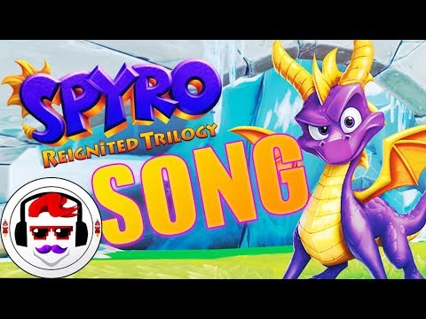 SPYRO Reignited Rap Song | Higher feat. The Stupendium | Rockit Gaming