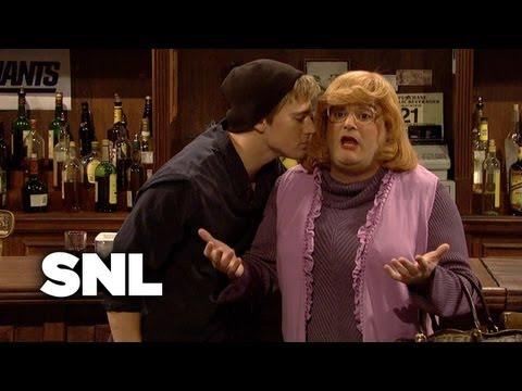 Tom Brady & Janet - SNL