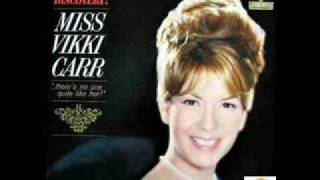 "vikki carr ""i cry alone"" burt bacharach"