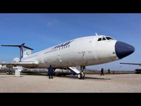 Történelmi repülőgépek: Tu-154 (1. rész)