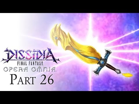 Chocobo Blade Draw ▶ Let's Play Part 26 ▷ Dissidia Final Fantasy: Opera Omnia