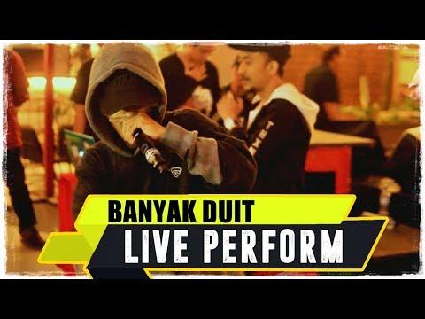 ANJAR OX'S - Banyak Duit ( Live Perform ) With Dr. Del