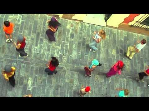 Albahaca - Sweat a La La La La Long (Videoclip Oficial)
