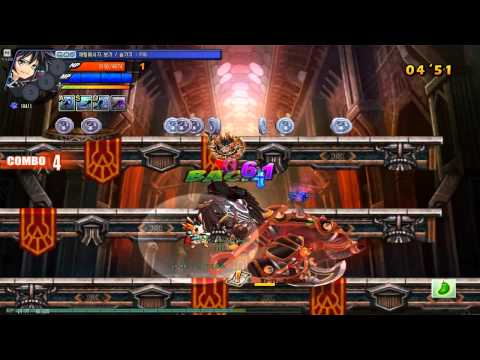 [KGC] Sieghart's Duelist (Power Liberation) and Prime Knight (Original Sword) Dungeon Run