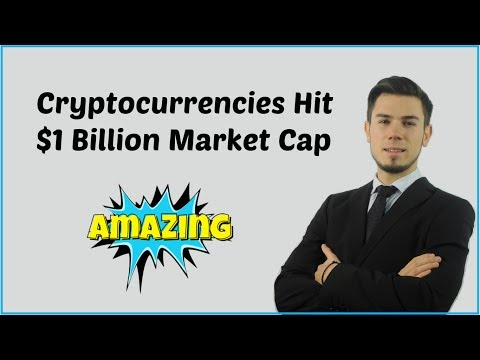Cryptocurrencies Hit $100,000,000,000 Market Cap - What's Next ?