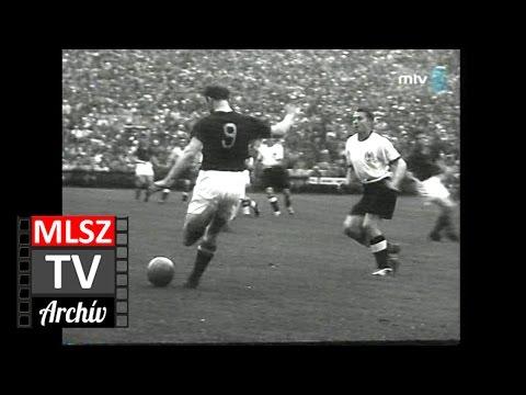 Magyarország-NSZK | 2-3 | 1954. 07. 04 | MLSZ TV Archív