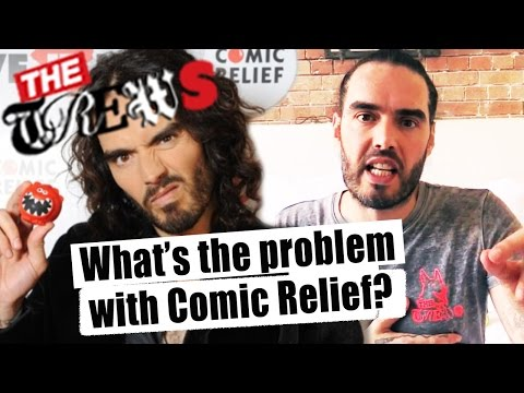 What's The Problem With Comic Relief? Russell Brand The Trews (E281)