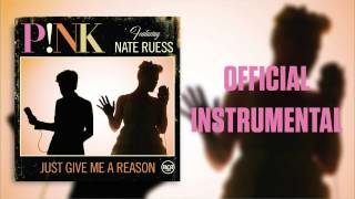 Baixar P!nk - Just Give Me A Reason (Official Instrumental)