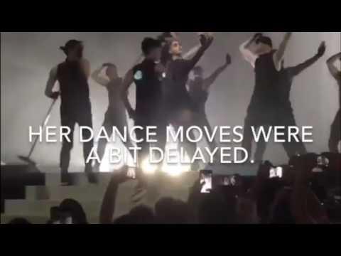 Ariana Grande Dangerous Woman Tour Fails Part 1 - ArianaGrandeFan