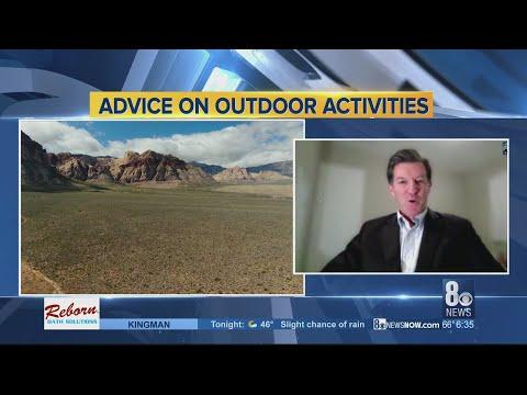 Doctor talks safety of outdoor activities amid coronavirus pandemic
