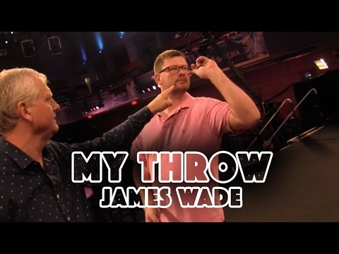 HOW TO PLAY DARTS | We look at James Wade in another 'My Throw'