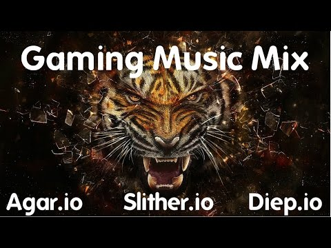 Best Gaming Music For Agar.io / Slither.io / Diep.io [Best Of Gaming Music] [01] 1 Hour Gaming Music