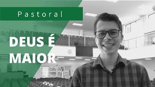 COMO LIDAR COM OS DIAS TURBULENTOS | Rev. Leonardo Tobias