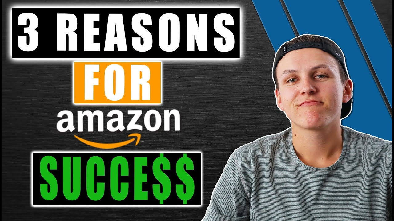 3 BIGGEST REASONS People SUCCEED with Amazon FBA!