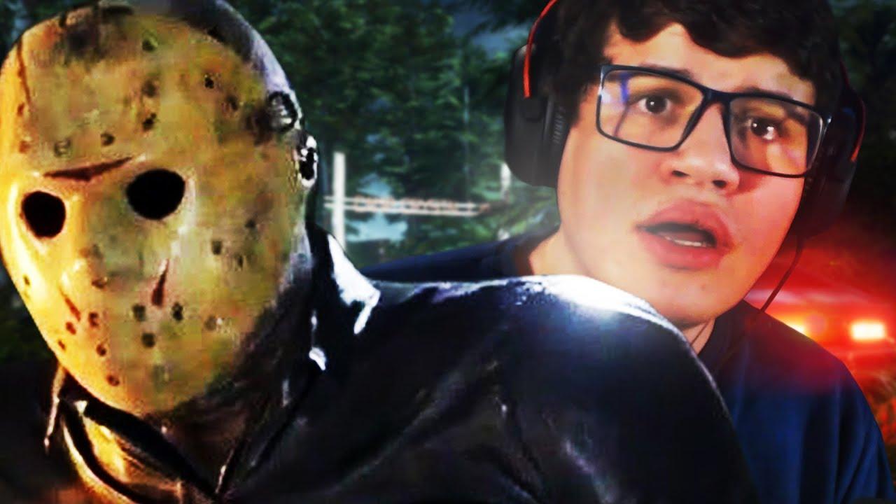JASON VOLTOU COMO? RUIM! - Friday the 13th: The Game