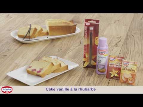 idée-recette:-cake-vanille-à-la-rhubarbe