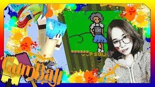 Nấm Vẽ Misthy ( Minecraft Vẽ Tranh )