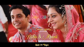Nahia & Moonis | Cinematic Wedding | Sajdaa
