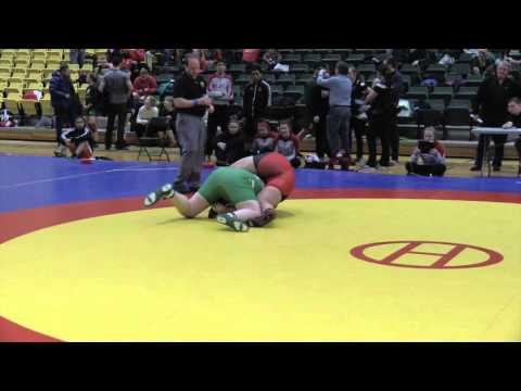 2016 Golden Bear Open: 120 kg Kyle Nguyen vs. Jacob Phillips
