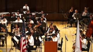 Star Spangled Banner - John Stafford Smith, arr.  Arthur Luck, 8/6/15