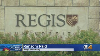 Regis University Pays Ransom During Cyber Attack