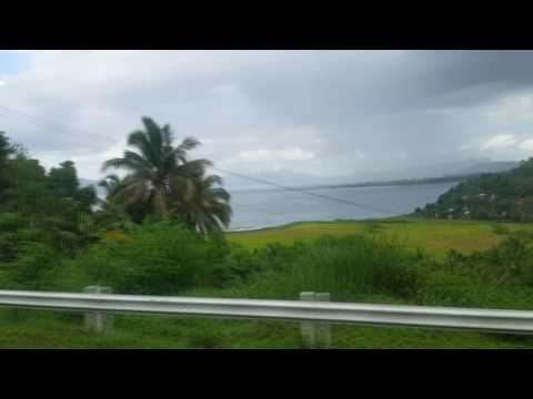 Bus trip to Butuan (  Traveling the Philippines )