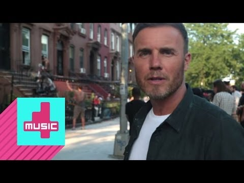 Gary Barlow - Let Me Go (Behind the scenes)