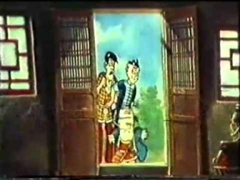 สามเกลอแซ่เพี้ยน  (Old master Q - Thai audio)