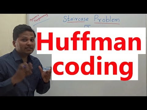 Huffman Coding ( Algorithm with Example)