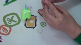 Видеоурок по изготовлению игрушек