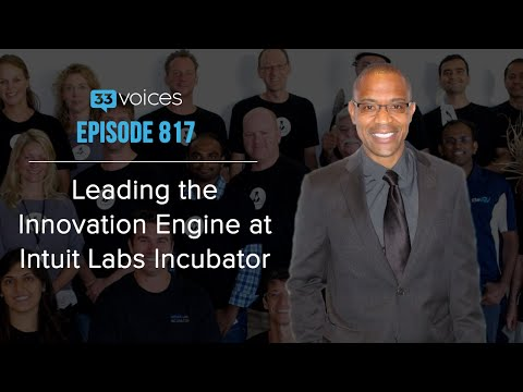 Ep 817 | Leading the Innovation Engine at Intuit Labs Incubator — Hugh Molotsi
