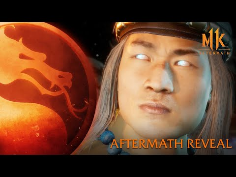 Mortal Kombat 11: Aftermath – Official Reveal Trailer