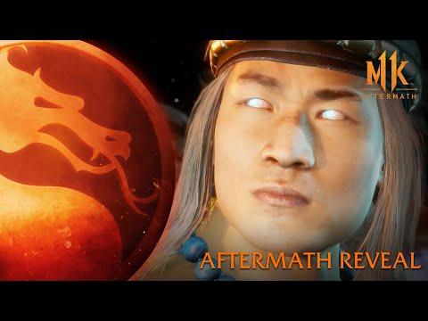 Анонсировано новое дополнение для Mortal Kombat 11 – Aftermath, с тремя новыми героями
