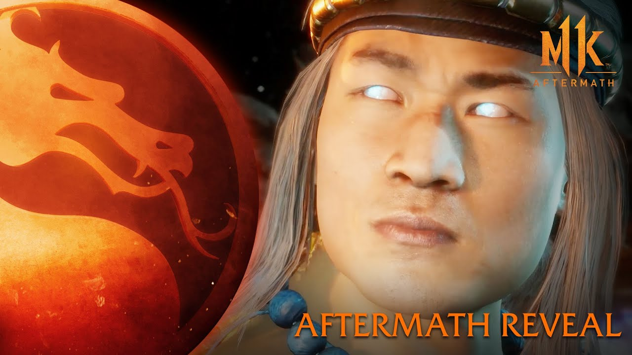 Mortal Kombat 11: Aftermath – Official Reveal Trailer thumbnail