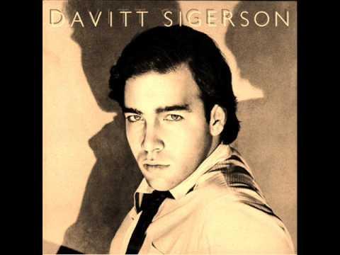 DAVITT SIGERSON - I NEVER FALL IN LOVE