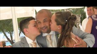Mr & Mrs Rainbow - The Dome Ayia Napa (James Ground Videography)