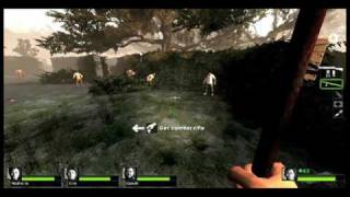 Left 4 Dead 2: Criken's First Game Part 2