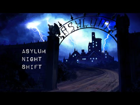 Asylum Night Shift  Walkthrough Complete Game Night 1-5