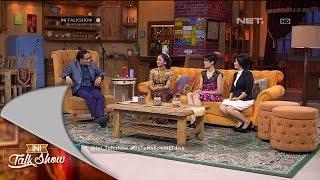 Ini Talk Show 17 November 2014 Part 2/4 - Lea Simanjuntak, Dea Mirella dan Sruti Respati