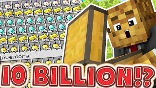 💰💰💰THE RICHEST MINECRAFTER EVER - $10,000,000,000 BILLION CHALLENGE 💰💰💰
