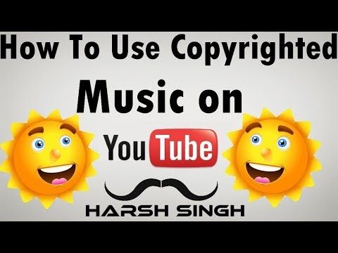 [हिंदी] How to Legally use Bollywood Music on YouTube Video - YouTube SEO