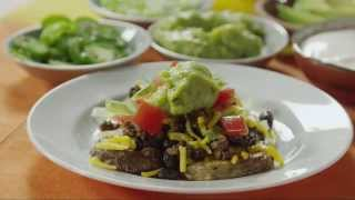 Appetizer Recipes - How To Make Mexican Potato Nachos
