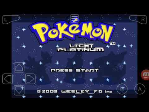 descargar pokemon light platinum en espaol gba completo