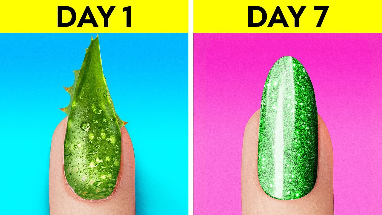 Clever Beauty Hacks, Gadgets, Makeup Trends And Nail Designs