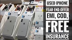 Used iPhones with cash on delivery, emi & free insurance   Cheap iPhone Market
