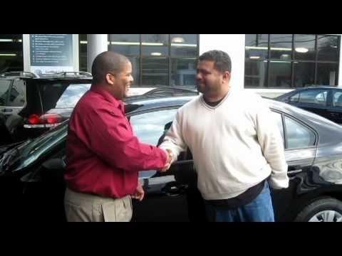NJ VW- Douglas VW says check out Eddie Falcon picking up his 2011 Jetta at Douglas VW in Summit NJ