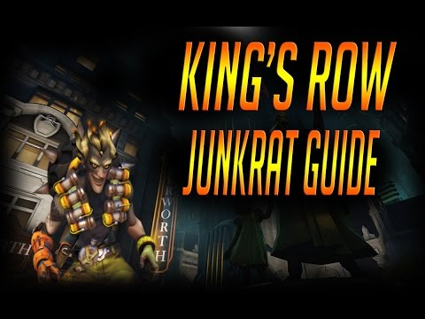 [#1 Junkrat Guide] - PVPTWITCH | King's Row