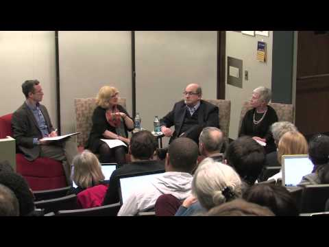 Disability Rights Panel Discussion with Rushdie and Kittay