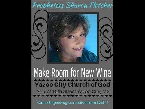 Make Room for New Wine