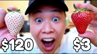 $3 Strawberry Vs. $120 Strawberry